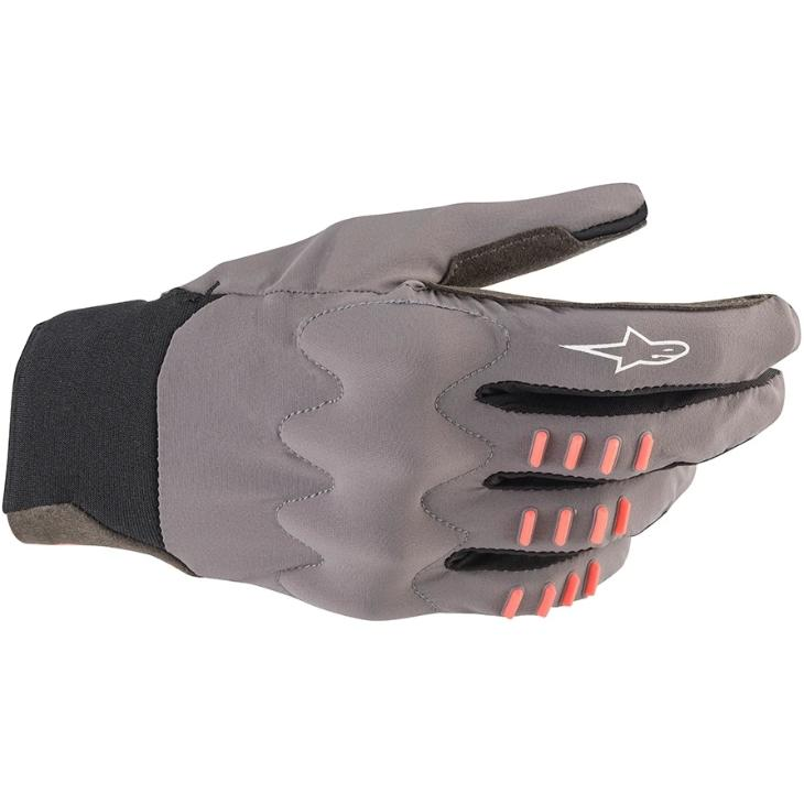 TECHSTAR GLOVES/STEEL GRAY CORAL
