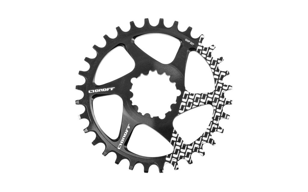 AM CHAINRING ONOFF DM (SRAM GXP) 34T BLACK