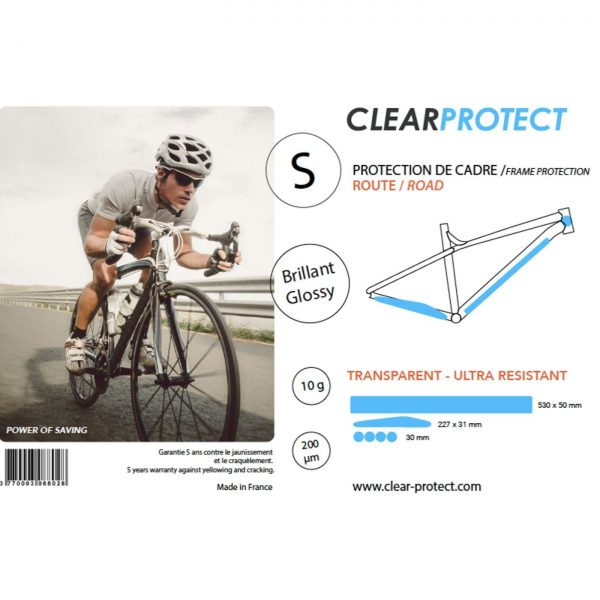 Clearprotect Velo Small Gloss